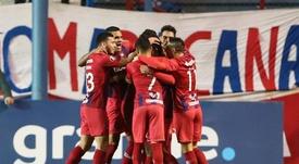 Cerro Porteño se pasea y Guaraní no pasa del empate. EFE/Federico Anfitti/Archivo