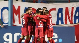 Cerro Porteño remonta a Guaraní y le arrebata el tercer puesto del fútbol en Paraguay. EFE