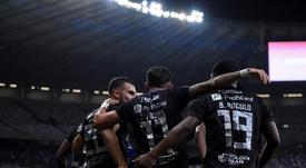 Deportivo Cuenca tumba a Liga de Quito. EFE