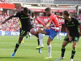 Futebol espanhol tem cinco casos de Covid-19 confirmados nos últimos testes. EFE/Pepe Torres