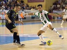 El Córdoba gana con remontada. EFE