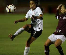 Corinthians, nuevo campeón de la Copa Libertadores Femenina 2019. EFE