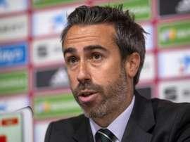 O Barça manda na lista de Vilda. EFE/Rodrigo Jiménez