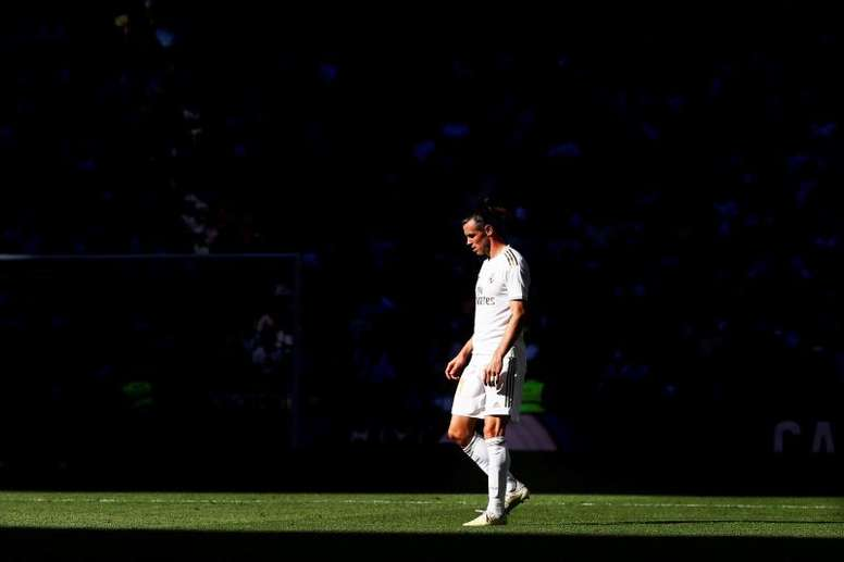 Gareth Bale terminó abandonando el Real Madrid por la puerta de atrás. EFE