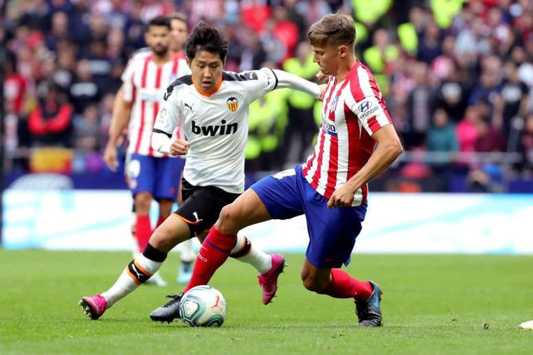 L'Atlético lui ferme les portes du Metropolitano. EFE