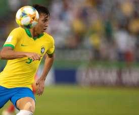 Brasil volta a golear e garante classificação. EFE/Joédson Alves/Archivo