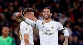 Ramos habló sobre el último Balón de Oro que sumó Messi a sus vitrinas. EFE
