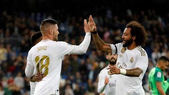 Milan se interessa por várias peças do Real Madrid. EFE/JuanJo Martín.