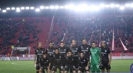 Argentinos mete presión a Boca en el liderato. EFE