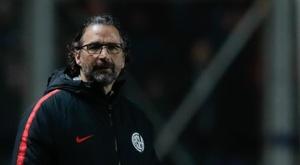 Pizzi abandonó San Lorenzo. EFE