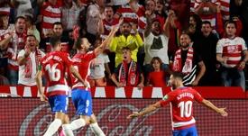 El Granada ya ha informado de los precios de las entradas para la visita del Atlético. EFE
