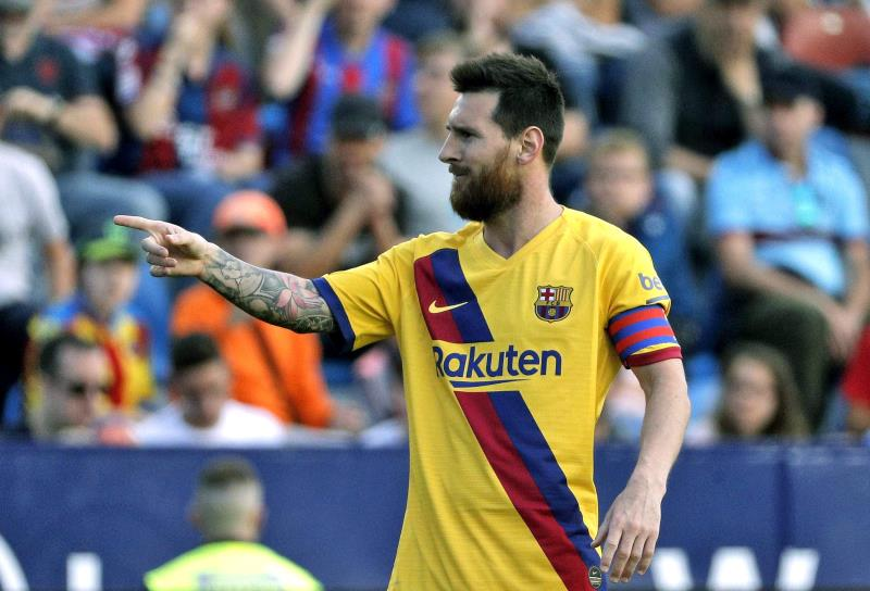 Eric Abidal clarifie les situations de Lionel Messi et Ansu Fati — Barça