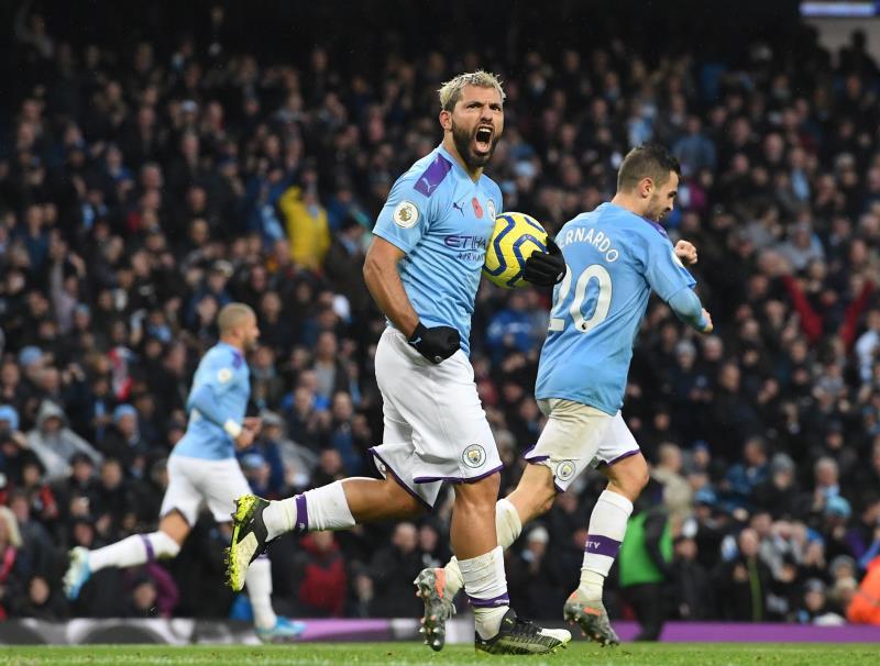 El City sufrió para remontar en casa ante Southampton