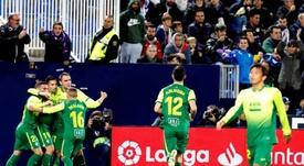 El Eibar quiere impulsarse con un triunfo en Copa. EFE/ZIPI