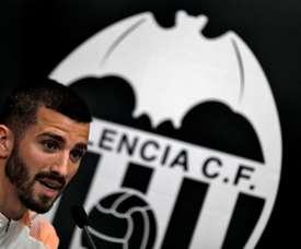Le jour où Gayá a dit 'non' au Real Madrid. EFE