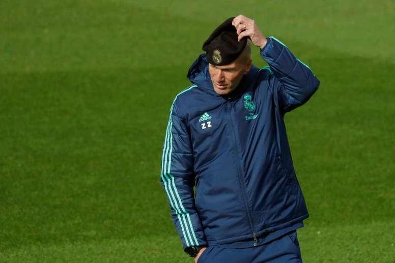 Nouvelle finale pour le Real Madrid de Zidane. EFE