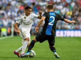 Vázquez says Real Madrid want to win La Liga. EFE
