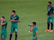 Bolivia suspende los amistosos ante Chile y Panamá. EFE/Archivo