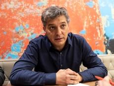 Chile suspende la cita con Bolivia y confirma la de Perú. EFE/Sebastião Moreira