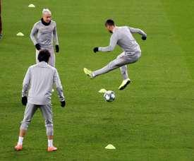 Galatasaray, Fenerbahçe et Besiktas suspendent de nouveau l'entraînement. EFE