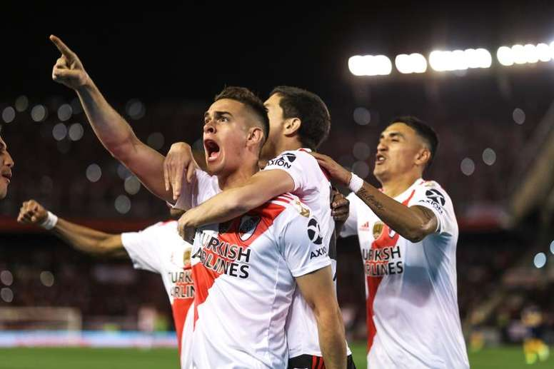 River Plate llega a su segunda final seguida. EFE