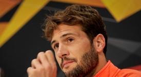 Franco Vázquez desea volver al fútbol italiano. EFE/Archivo