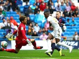 Levante - Real Madrid: onzes iniciais confirmados. EFE