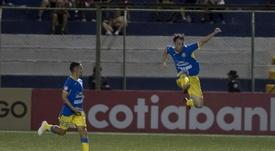 Pablo Gállego, un español jugando en Nicaragua. EFE