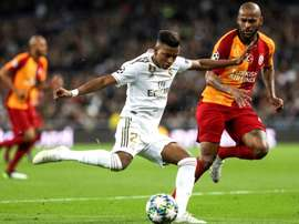 Il Real Madrid vince 6-0 al Bernabeu. EFE