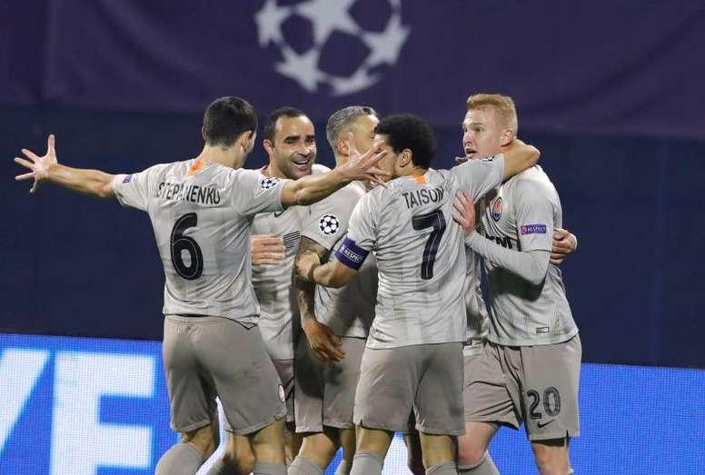 Dinamo de Zagreb dejó escapar dos goles de ventaja en el añadido ante Shakhtar para empatar 3 a 3 por la Champions League (Video) Agencia-efe_multimedia_4104919.multimedia.photos.15943417.file