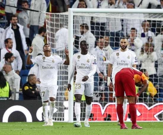 A última alternativa de Zidane. EFE