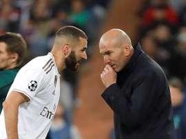 Le Real Madrid a besoin de Benzema. EFE