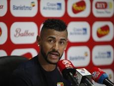 Panamá pierde a Aníbal Godoy ante México. EFE