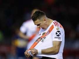 Sigue el directo del River Plate-CA Estudiantes: EFE