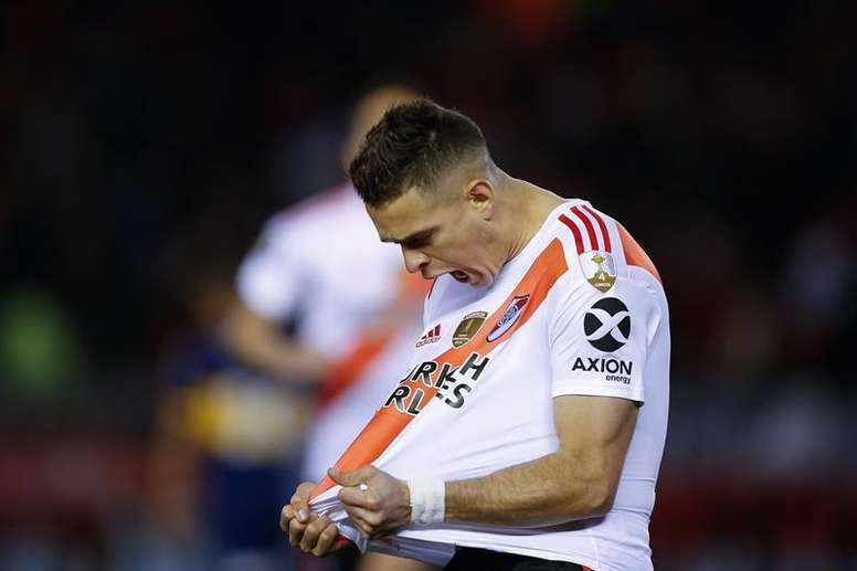 Lo que se embolsará River si gana la Libertadores. EFE