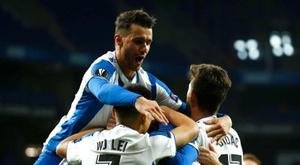 O Espanyol abaixa preço das entradas. EFE/ Enric Fontcuberta.