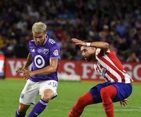 Alejandro Pozuelo, de Toronto, ha logrado meterse en la gran final de la MLS. EFE