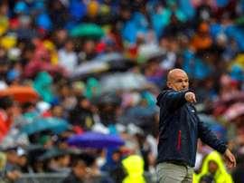 Paco López espera que escuchen los argumentos esgrimidos por el Levante. EFE