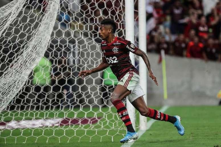 Flamengo se enfrenta a Bahía. EFE