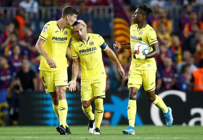 El Villarreal visita al Mallorca. EFE