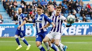 Ximo Navarro auguró un choque duro ante el Villarreal. EFE