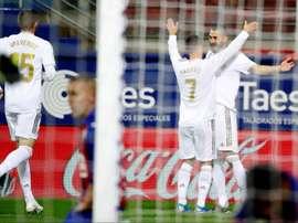 Zidane já conta com o ataque que mais gosta. EFE