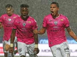 Independiente é o campeão. EFE/Raúl Martínez