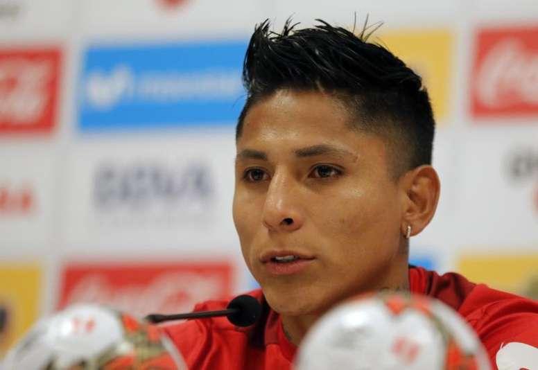 Raúl Ruidíaz puede ganar la MLS. EFE/Lavandeira Jr./Archivo