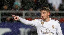 El 'Pajarito', el antídoto para Messi. EFE/Juan Herrero