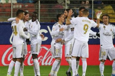 I giocatori del Real hanno fatto bene durante gli impegni con le proprie nazionali. EFE
