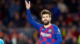 Gérard Piqué a répondu aux plaintes de Sergio Ramos. EFE
