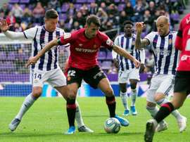 Sergio González é desfalque para a partida diante do Real Madrid por sentir febre e mal-estar. EFE/R