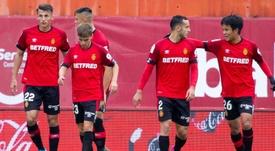 Kubo habló de su primer gol en Primera. EFE/Cati Caldera