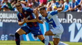 De cara a los duelos clasificatorios hacia la Eurocopa 2020. EFE